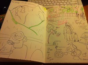 Will's Sketchbook